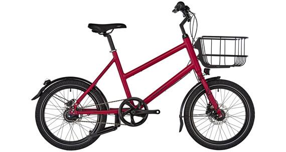 ORBEA Katu 20 - Vélo de ville - rouge